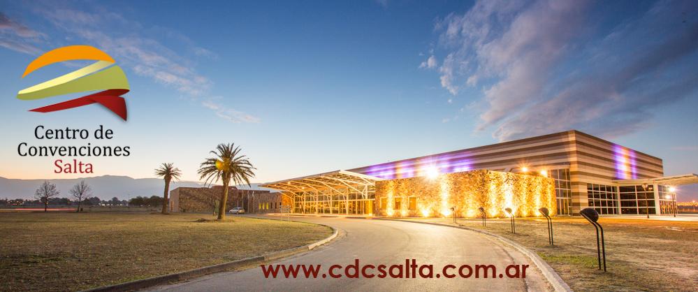 Visitar Sitio Web Centro de Convenciones Salta